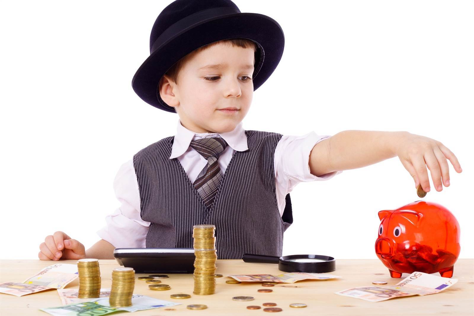 importance of pocket money to children